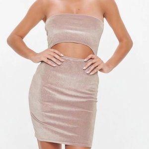 Misguided x playboy mini skirt